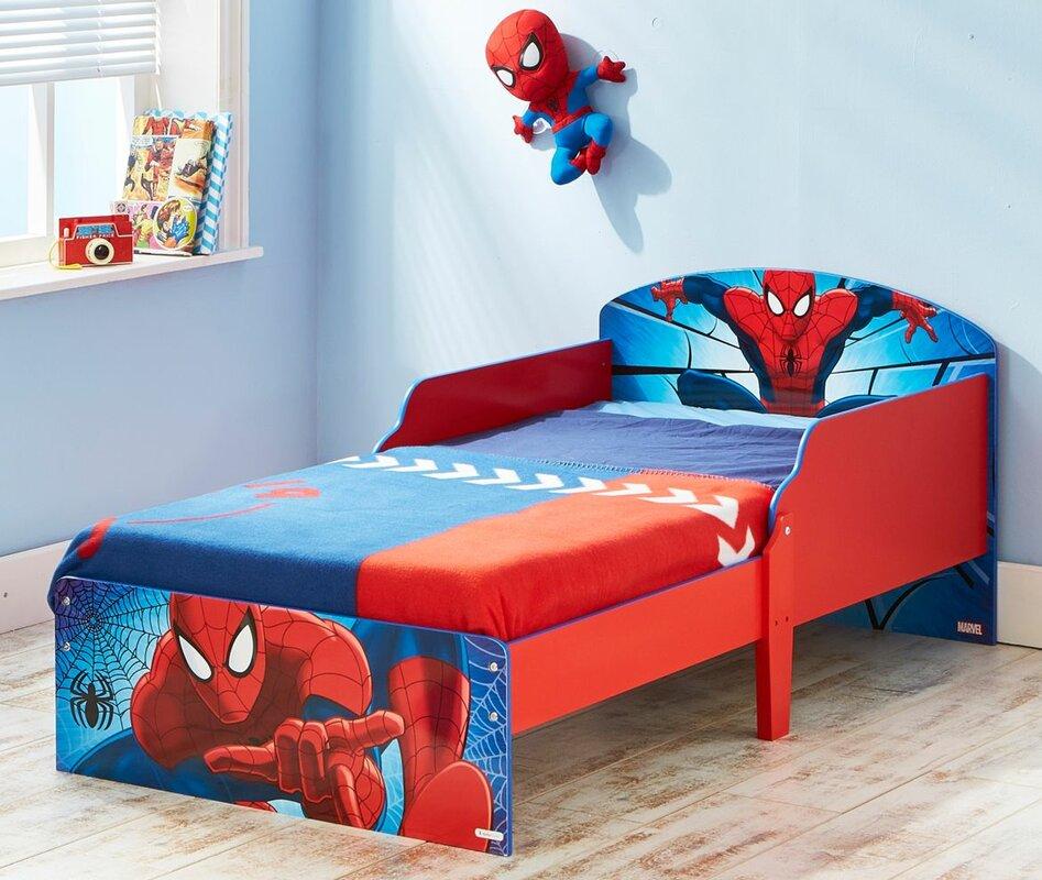 Marvel Spider Man Kids Toddler Bed