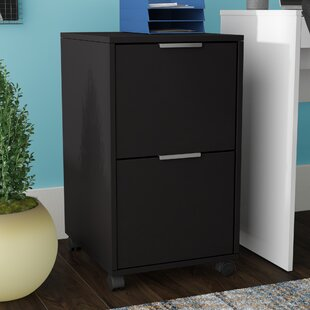 Castelli 2 Drawer Vertical Filing Cabinet