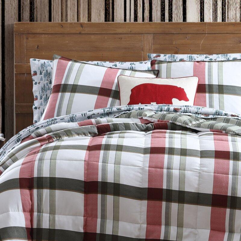 Eddie Bauer Stanton Reversible Comforter Set Wayfair
