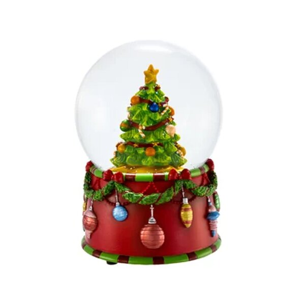 Snow On Christmas.Snow Globes You Ll Love In 2019 Wayfair
