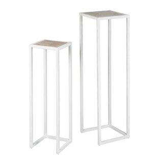 Aislinn 2 Piece Nest Of Tables By Ebern Designs