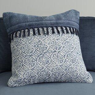 Baptist Cotton Throw Pillow Cover