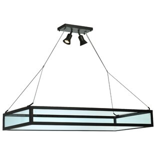 Meyda Tiffany Plateau 2-Light Inverted Pe..
