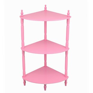 Check Prices 3 Tier Corner 27.75 Bookcase by Mega Home Reviews (2019) & Buyer's Guide