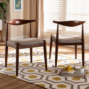 Carman Solid Wood Dining Chair (Set of 2)