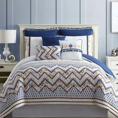Barwin Closeout Sanctuary Comforter Set Latitude Run