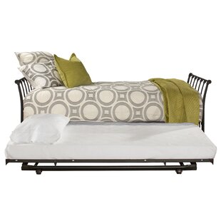 Konivetska Backless Twin Daybed with Trundle