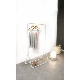 Chrisman 80cm Wide Clothes Rack By Rebrilliant