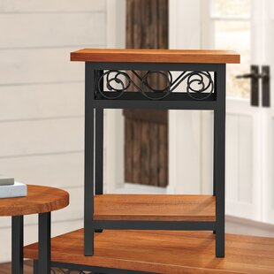 Carrollton Scrollwork End Table