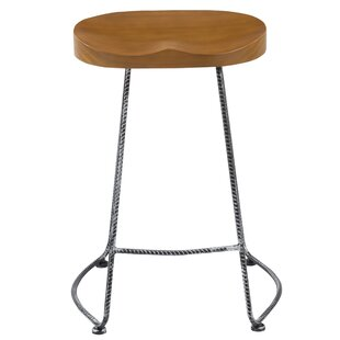 Kenisha 24 Bar Stool (Set of 2) Williston Forge
