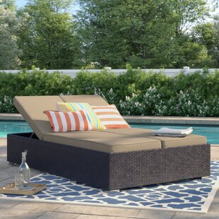 Brentwood Double Chaise Lounge by Sol 72 Outdoor