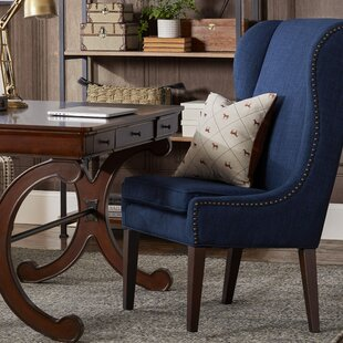 Andover Wingback Chair Three Posts