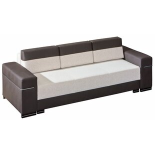 Latitude Run Carty Convertible Sofa