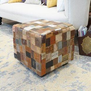 Daniella Leather Cube by M..