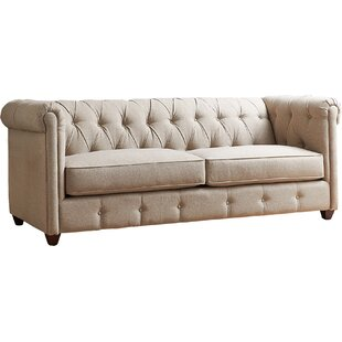 Keegan Chesterfield Sofa by AllModern Custom Upholstery 2019 Online