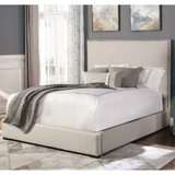 Torrent Upholstered Standard Bed by Red Barrel Studio®