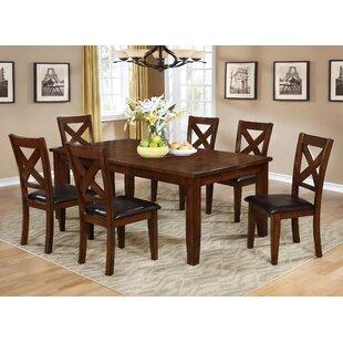 Beau 8 Seater Dining Table Set | Wayfair