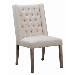 Minehead Upholstered Dining Chair (Set of..