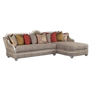 Lucianna Sectional by Benetti's Italia