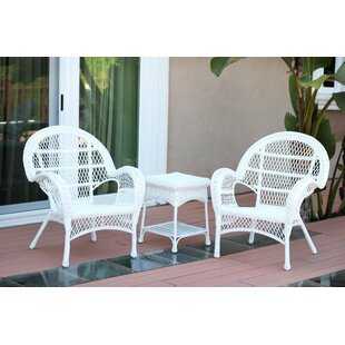 Mangum 3 Piece Conversation Set