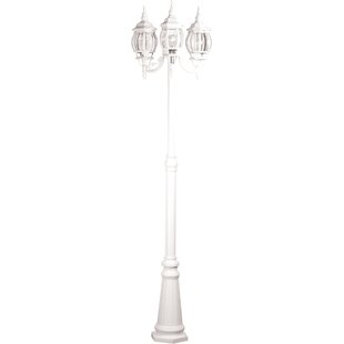 Clearance Glyndon Outdoor 3-Light 87.5 Post Light By Astoria Grand