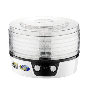 5 Trays Baja Pro Food Dehydrator