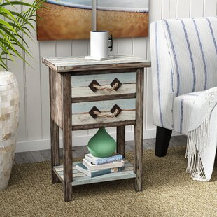 Norcroft End Table by Beachcre..
