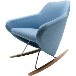 Segis U.S.A Taxido Rocking Chair with Headrest