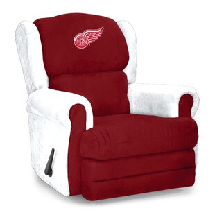 Coach Microfiber Recliner By Imperial International