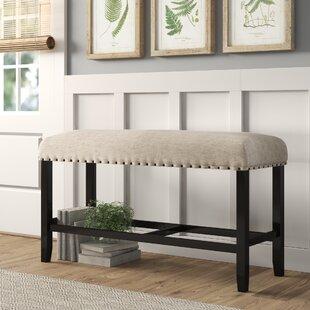 Migel Upholstered Bench by Birch Lane