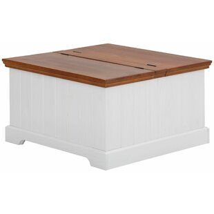 Linda Coffee Table With Storage By August Grove