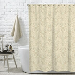 Gothenburg Single Shower Curtain by Bungalow Rose Today Sale Only