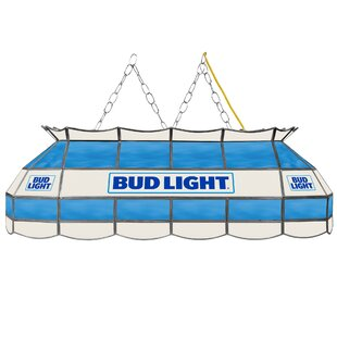 Trademark Global Bud Pool Table Light