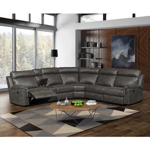 Kuo Right Hand Facing Reclining Sectional By Red Barrel Studio