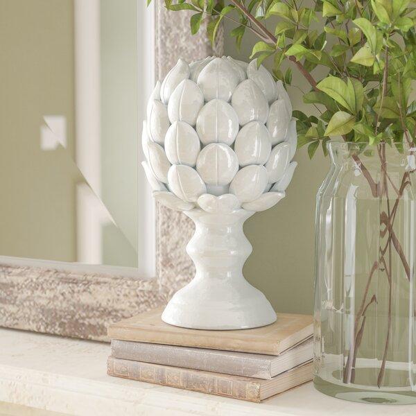 White Ceramic Decor Wayfair