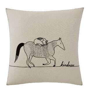 Akira Kindness Animals Throw Pillow