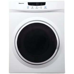 3.5 cu. ft. Compact Electric Dryer by Magic Chef