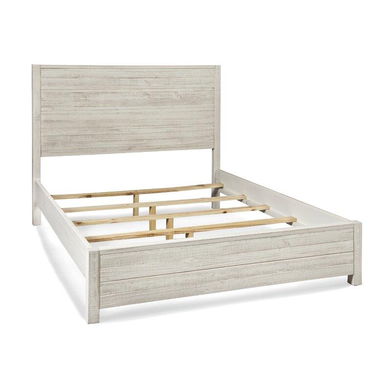 Bobbi Solid Wood Bed
