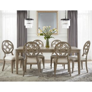 Mount 7 Piece Dining Set by House of Hampton Purchase