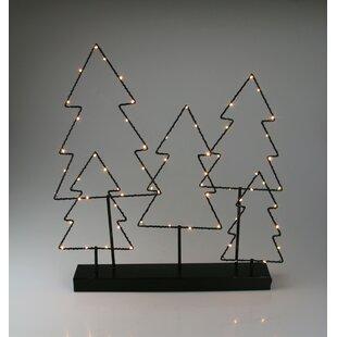 Christmas Trees Lamp By The Seasonal Aisle
