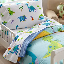 Toddler Bedding You'll Love | Wayfair : junior bed quilt - Adamdwight.com