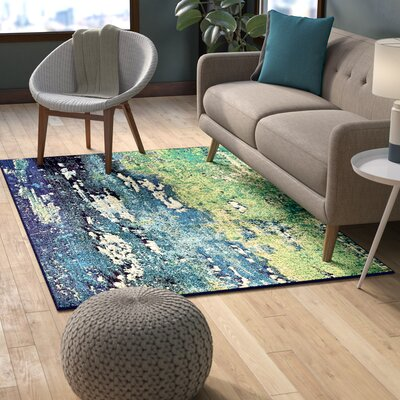 Green Abstract Rugs You Ll Love In 2020 Wayfair