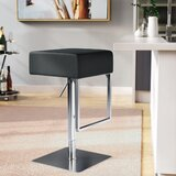 Swivel Adjustable Height Bar Stool by Wade Logan®