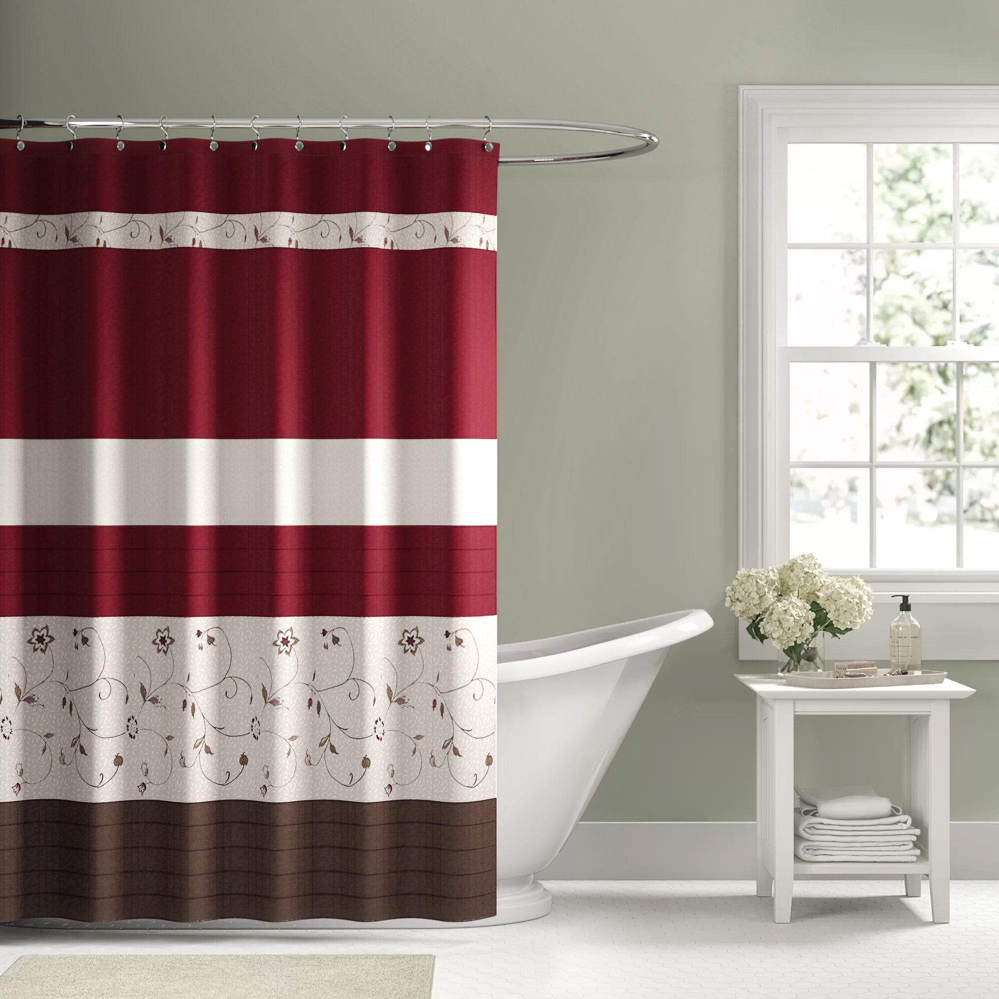 Raheem Single Shower Curtain