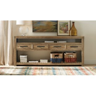 Best Reviews Roslyn County Console Table By Hooker Furniture