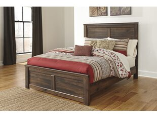 Saint Marys Queen Panel Bed by Laurel Foundry Modern Farmhouse