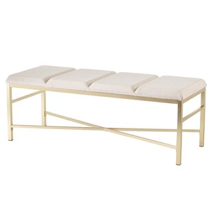 Grafton Upholstered Bench by Mercer41