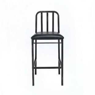 Aya 41 Bar Stool (Set Of 2) by 17 Stories Modern