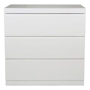 Austin 3 Drawer Dresser
