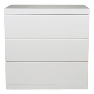 Salia 3 Drawer Dresser